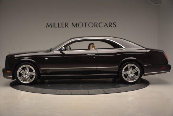 Used 2009 Bentley Brooklands for sale Sold at Rolls-Royce Motor Cars Greenwich in Greenwich CT 06830 3