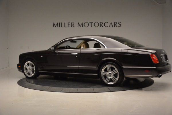 Used 2009 Bentley Brooklands for sale Sold at Rolls-Royce Motor Cars Greenwich in Greenwich CT 06830 4