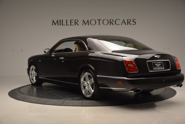 Used 2009 Bentley Brooklands for sale Sold at Rolls-Royce Motor Cars Greenwich in Greenwich CT 06830 5