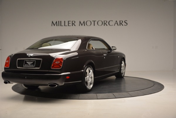 Used 2009 Bentley Brooklands for sale Sold at Rolls-Royce Motor Cars Greenwich in Greenwich CT 06830 7