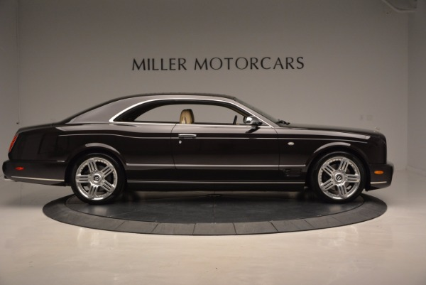 Used 2009 Bentley Brooklands for sale Sold at Rolls-Royce Motor Cars Greenwich in Greenwich CT 06830 9
