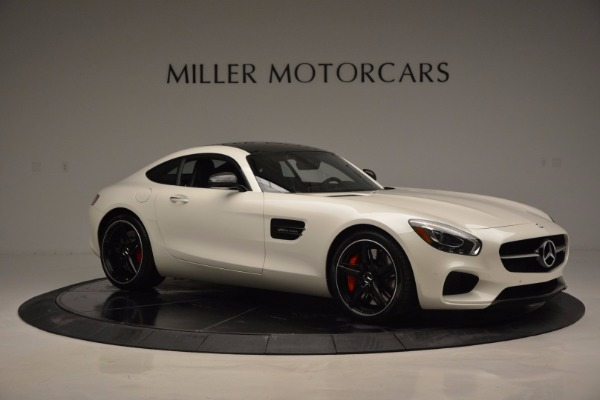 Used 2016 Mercedes Benz AMG GT S for sale Sold at Rolls-Royce Motor Cars Greenwich in Greenwich CT 06830 10