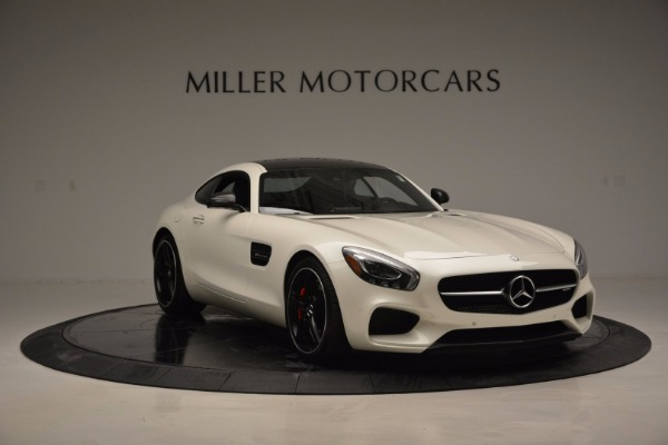 Used 2016 Mercedes Benz AMG GT S for sale Sold at Rolls-Royce Motor Cars Greenwich in Greenwich CT 06830 11