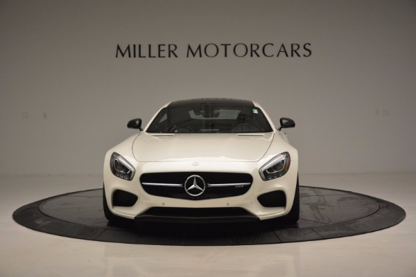 Used 2016 Mercedes Benz AMG GT S for sale Sold at Rolls-Royce Motor Cars Greenwich in Greenwich CT 06830 12