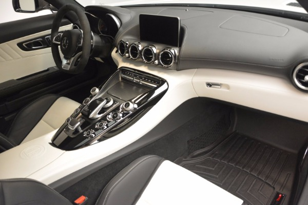 Used 2016 Mercedes Benz AMG GT S for sale Sold at Rolls-Royce Motor Cars Greenwich in Greenwich CT 06830 18