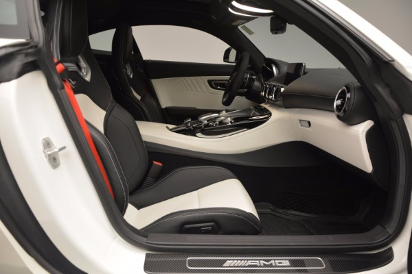 Used 2016 Mercedes Benz AMG GT S for sale Sold at Rolls-Royce Motor Cars Greenwich in Greenwich CT 06830 19