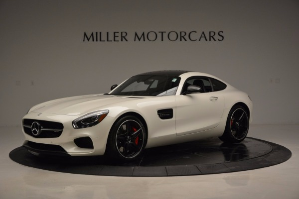 Used 2016 Mercedes Benz AMG GT S for sale Sold at Rolls-Royce Motor Cars Greenwich in Greenwich CT 06830 2