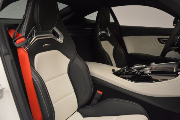 Used 2016 Mercedes Benz AMG GT S for sale Sold at Rolls-Royce Motor Cars Greenwich in Greenwich CT 06830 20