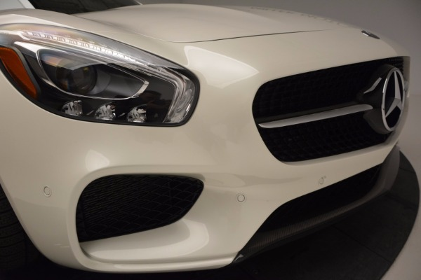 Used 2016 Mercedes Benz AMG GT S for sale Sold at Rolls-Royce Motor Cars Greenwich in Greenwich CT 06830 23