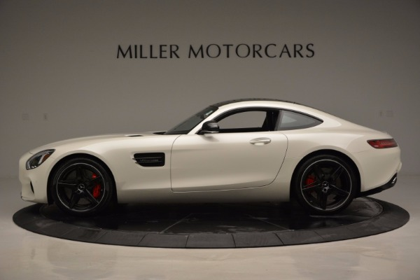 Used 2016 Mercedes Benz AMG GT S for sale Sold at Rolls-Royce Motor Cars Greenwich in Greenwich CT 06830 3