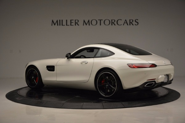 Used 2016 Mercedes Benz AMG GT S for sale Sold at Rolls-Royce Motor Cars Greenwich in Greenwich CT 06830 4