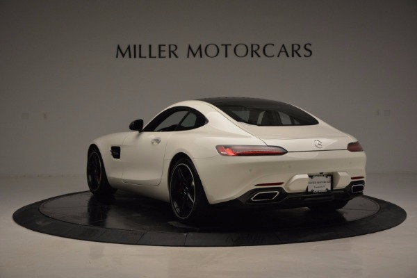 Used 2016 Mercedes Benz AMG GT S for sale Sold at Rolls-Royce Motor Cars Greenwich in Greenwich CT 06830 5