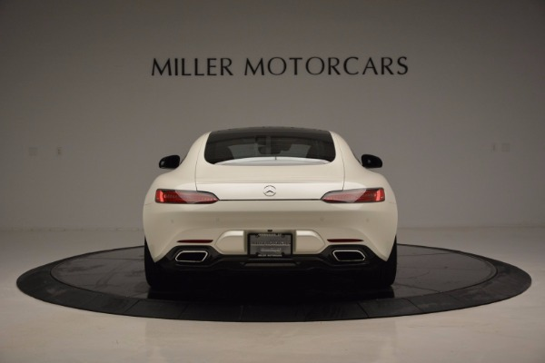 Used 2016 Mercedes Benz AMG GT S for sale Sold at Rolls-Royce Motor Cars Greenwich in Greenwich CT 06830 6
