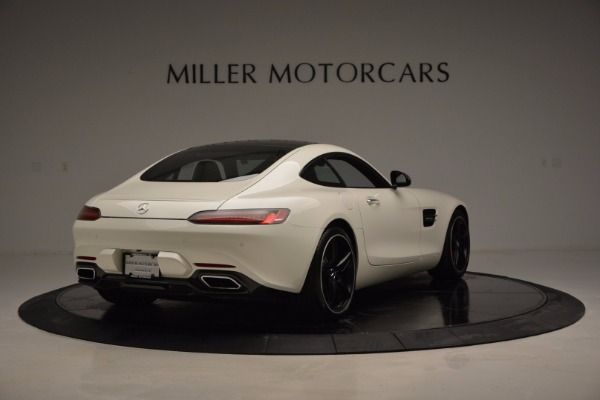 Used 2016 Mercedes Benz AMG GT S for sale Sold at Rolls-Royce Motor Cars Greenwich in Greenwich CT 06830 7