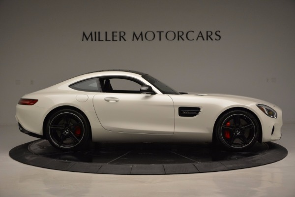 Used 2016 Mercedes Benz AMG GT S for sale Sold at Rolls-Royce Motor Cars Greenwich in Greenwich CT 06830 9