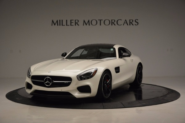 Used 2016 Mercedes Benz AMG GT S for sale Sold at Rolls-Royce Motor Cars Greenwich in Greenwich CT 06830 1
