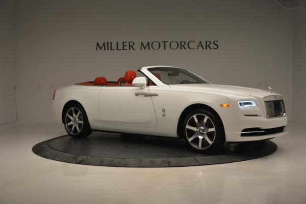 New 2017 Rolls-Royce Dawn for sale Sold at Rolls-Royce Motor Cars Greenwich in Greenwich CT 06830 10