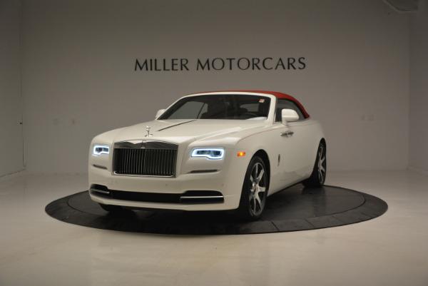 New 2017 Rolls-Royce Dawn for sale Sold at Rolls-Royce Motor Cars Greenwich in Greenwich CT 06830 14