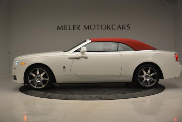 New 2017 Rolls-Royce Dawn for sale Sold at Rolls-Royce Motor Cars Greenwich in Greenwich CT 06830 16