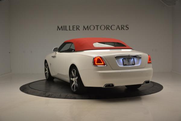 New 2017 Rolls-Royce Dawn for sale Sold at Rolls-Royce Motor Cars Greenwich in Greenwich CT 06830 18