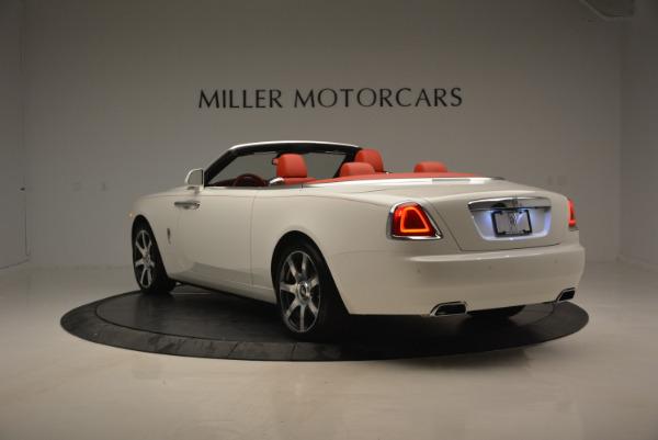 New 2017 Rolls-Royce Dawn for sale Sold at Rolls-Royce Motor Cars Greenwich in Greenwich CT 06830 5