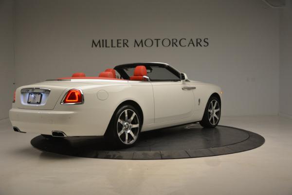 New 2017 Rolls-Royce Dawn for sale Sold at Rolls-Royce Motor Cars Greenwich in Greenwich CT 06830 8