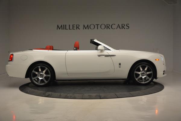 New 2017 Rolls-Royce Dawn for sale Sold at Rolls-Royce Motor Cars Greenwich in Greenwich CT 06830 9