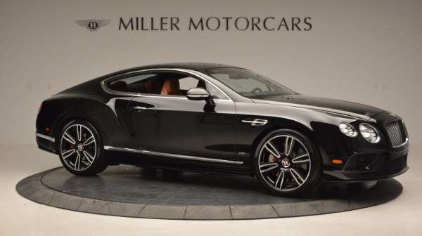 New 2017 Bentley Continental GT V8 S for sale Sold at Rolls-Royce Motor Cars Greenwich in Greenwich CT 06830 10