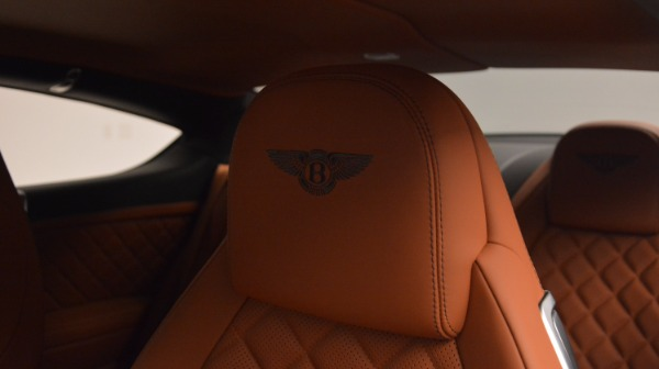 New 2017 Bentley Continental GT V8 S for sale Sold at Rolls-Royce Motor Cars Greenwich in Greenwich CT 06830 28