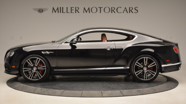 New 2017 Bentley Continental GT V8 S for sale Sold at Rolls-Royce Motor Cars Greenwich in Greenwich CT 06830 3
