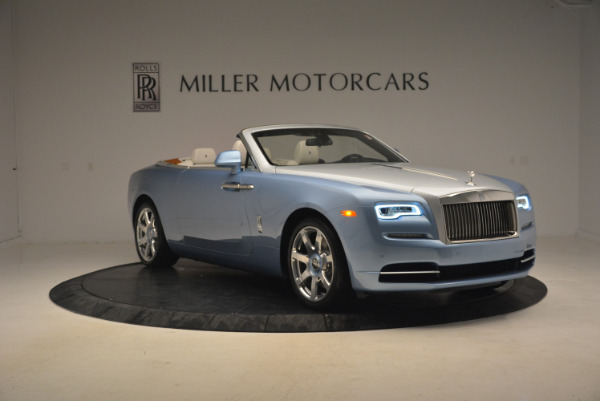 New 2017 Rolls-Royce Dawn for sale Sold at Rolls-Royce Motor Cars Greenwich in Greenwich CT 06830 11