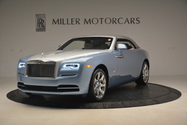 New 2017 Rolls-Royce Dawn for sale Sold at Rolls-Royce Motor Cars Greenwich in Greenwich CT 06830 13