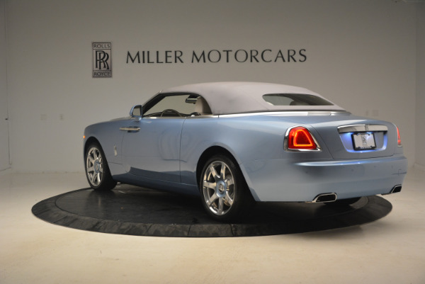 New 2017 Rolls-Royce Dawn for sale Sold at Rolls-Royce Motor Cars Greenwich in Greenwich CT 06830 17