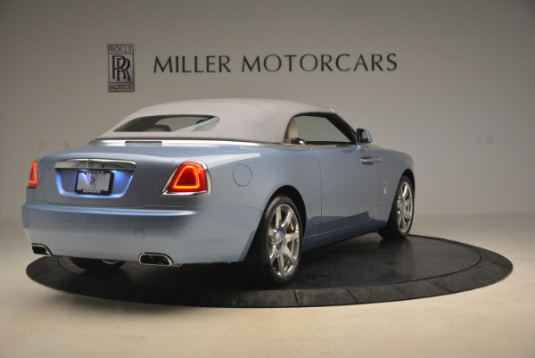 New 2017 Rolls-Royce Dawn for sale Sold at Rolls-Royce Motor Cars Greenwich in Greenwich CT 06830 19