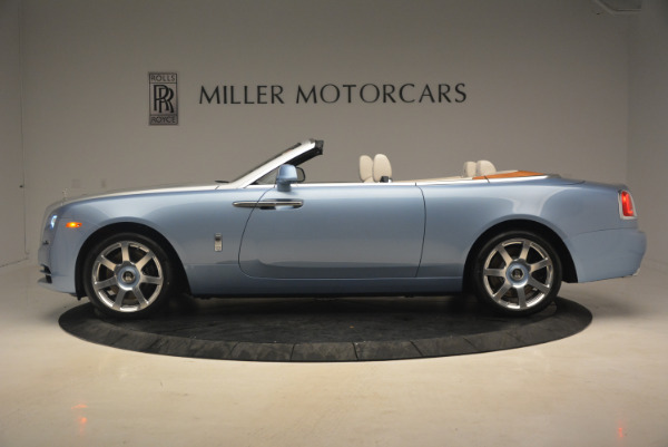 New 2017 Rolls-Royce Dawn for sale Sold at Rolls-Royce Motor Cars Greenwich in Greenwich CT 06830 3
