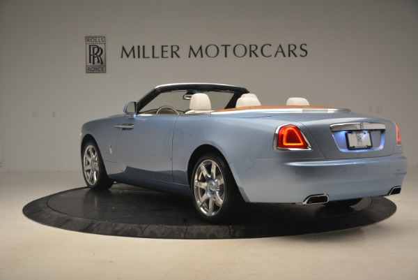 New 2017 Rolls-Royce Dawn for sale Sold at Rolls-Royce Motor Cars Greenwich in Greenwich CT 06830 5
