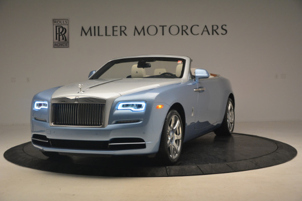 New 2017 Rolls-Royce Dawn for sale Sold at Rolls-Royce Motor Cars Greenwich in Greenwich CT 06830 1