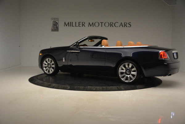 New 2017 Rolls-Royce Dawn for sale Sold at Rolls-Royce Motor Cars Greenwich in Greenwich CT 06830 4