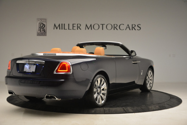 New 2017 Rolls-Royce Dawn for sale Sold at Rolls-Royce Motor Cars Greenwich in Greenwich CT 06830 7