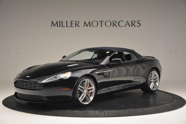 New 2016 Aston Martin DB9 GT Volante for sale Sold at Rolls-Royce Motor Cars Greenwich in Greenwich CT 06830 14