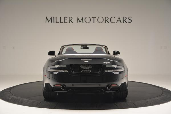 New 2016 Aston Martin DB9 GT Volante for sale Sold at Rolls-Royce Motor Cars Greenwich in Greenwich CT 06830 6