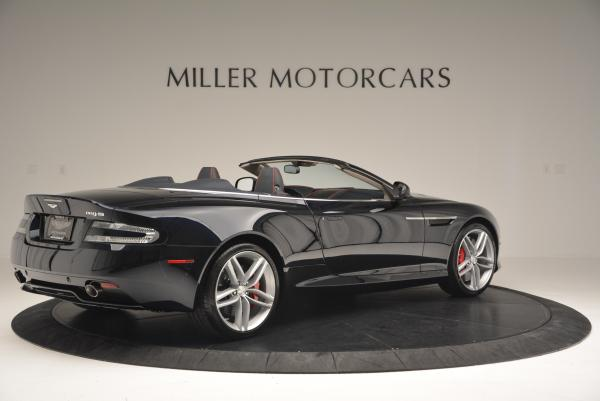 New 2016 Aston Martin DB9 GT Volante for sale Sold at Rolls-Royce Motor Cars Greenwich in Greenwich CT 06830 8