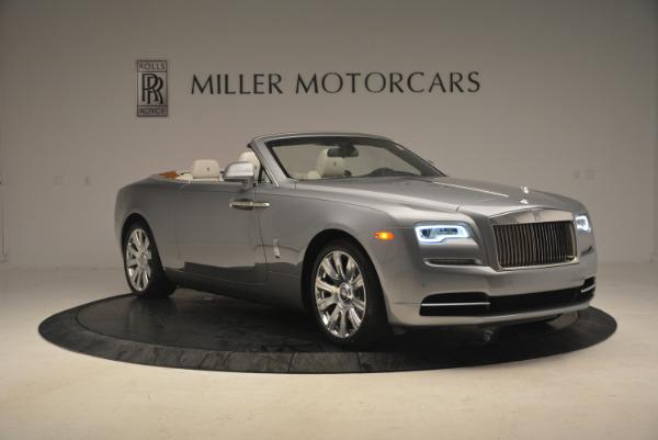 Used 2017 Rolls-Royce Dawn for sale $245,900 at Rolls-Royce Motor Cars Greenwich in Greenwich CT 06830 11