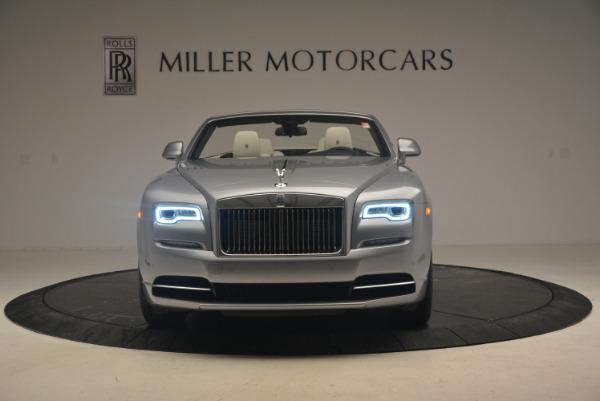 Used 2017 Rolls-Royce Dawn for sale $245,900 at Rolls-Royce Motor Cars Greenwich in Greenwich CT 06830 12