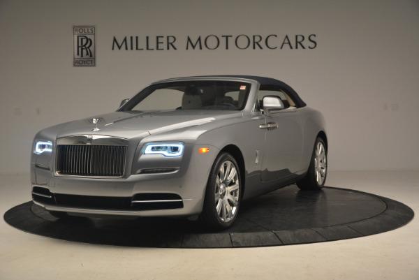 Used 2017 Rolls-Royce Dawn for sale $245,900 at Rolls-Royce Motor Cars Greenwich in Greenwich CT 06830 13