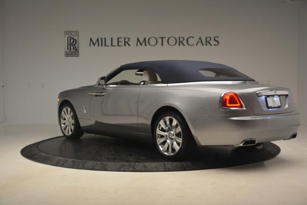 Used 2017 Rolls-Royce Dawn for sale $245,900 at Rolls-Royce Motor Cars Greenwich in Greenwich CT 06830 17