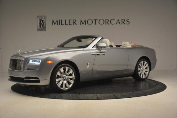Used 2017 Rolls-Royce Dawn for sale $245,900 at Rolls-Royce Motor Cars Greenwich in Greenwich CT 06830 2