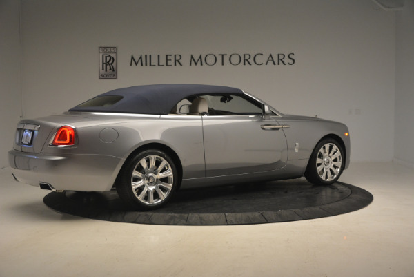 Used 2017 Rolls-Royce Dawn for sale $245,900 at Rolls-Royce Motor Cars Greenwich in Greenwich CT 06830 20