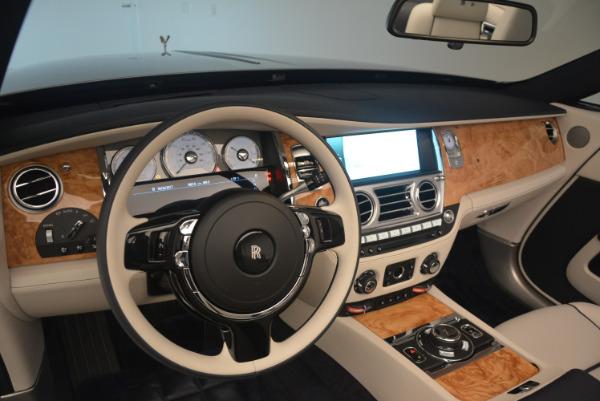 Used 2017 Rolls-Royce Dawn for sale $245,900 at Rolls-Royce Motor Cars Greenwich in Greenwich CT 06830 26