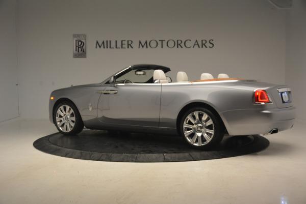 Used 2017 Rolls-Royce Dawn for sale $245,900 at Rolls-Royce Motor Cars Greenwich in Greenwich CT 06830 4